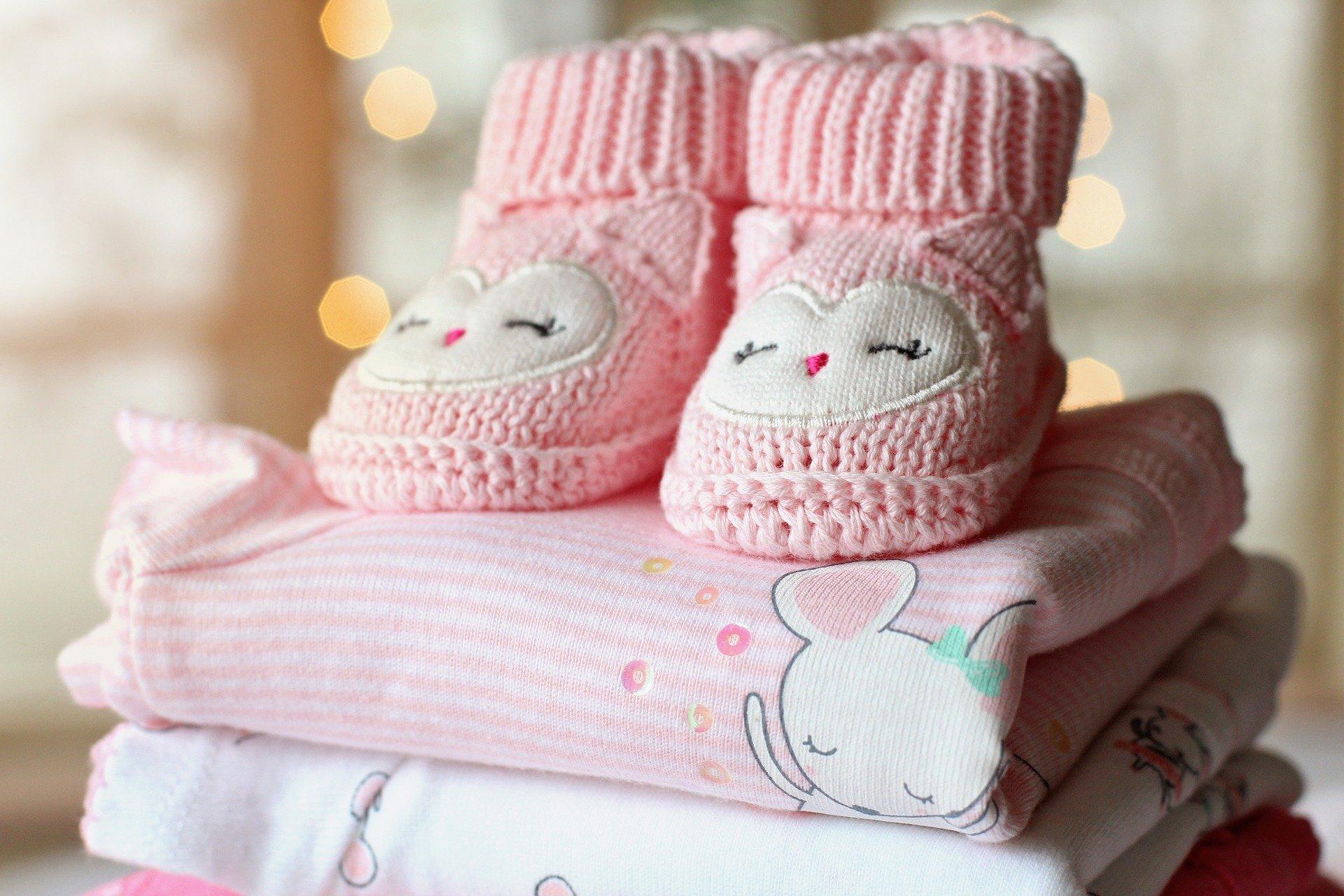 oblečení pro miminko
