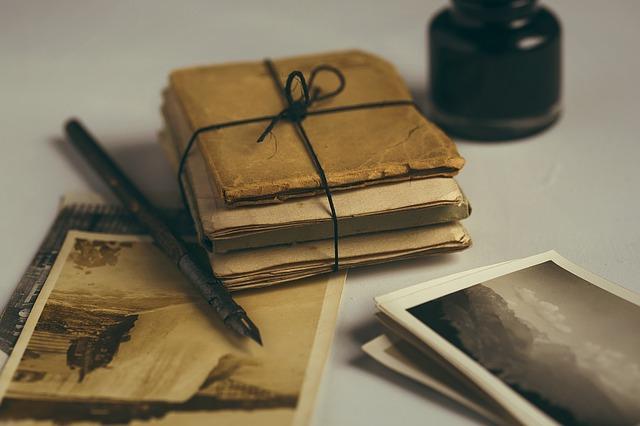 staré dopisy