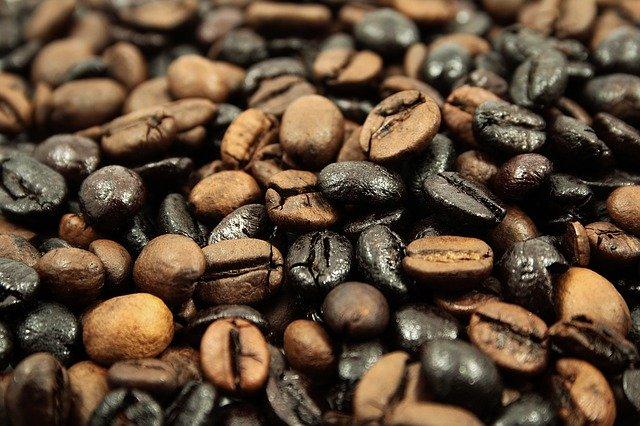 káva, zrnka